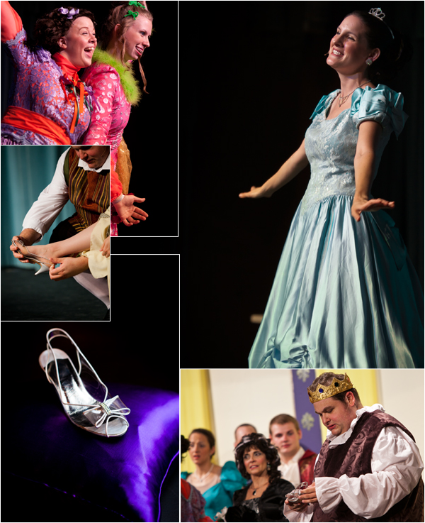 Event Photography by Nick Schale. Subject Cinderella!