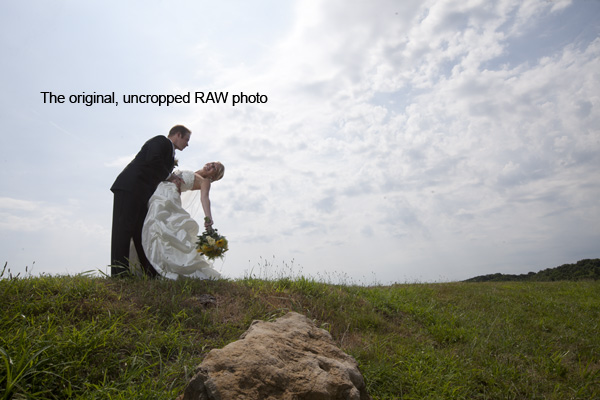 Nick Schale Photographer - Wedding photo post work
